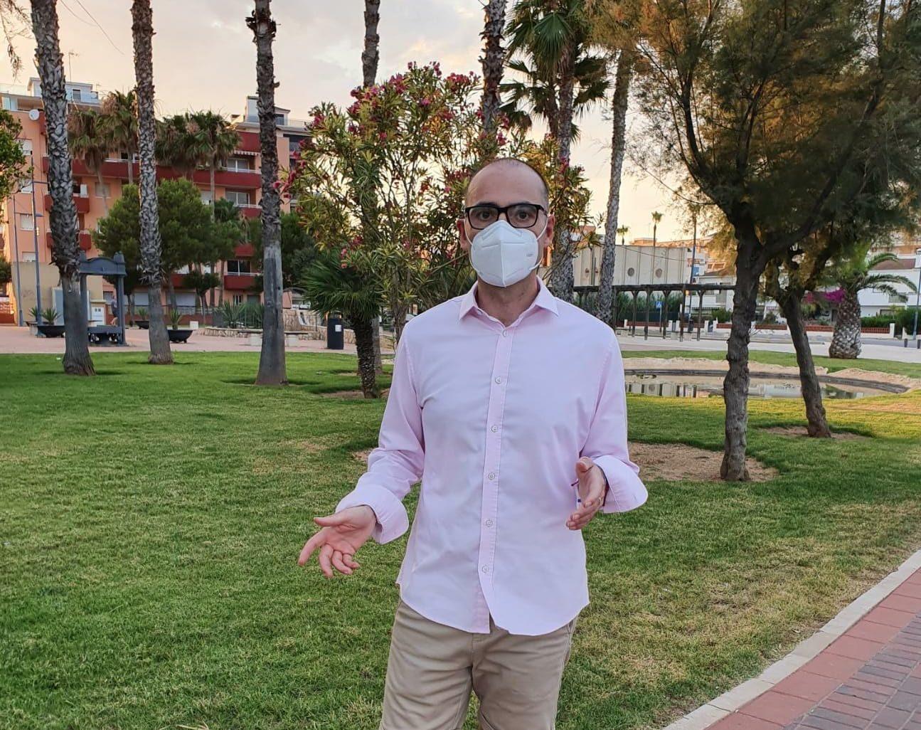 Compromís Peníscola proposa una 'Campanya' per a l'ús obligatori i responsable de mascaretes