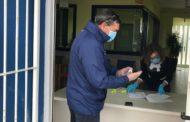 Continua a Peníscola el repartiment de mascaretes en els Serveis Socials