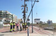 L'Ajuntament de Peníscola renova la totalitat de llocs de socors de les platges urbanes