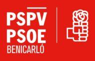 El PSPV-PSOE de Benicarló 'lamenta' l'actitud de Compromís en el tema de les visites a les residències