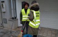 Finalitza el pla d'ocupació de neteja viària que ha donat faena a quatre treballadors en situació de desocupació