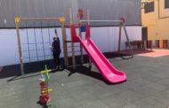 Càlig obre els parcs infantils amb desinfeccions diàries de les instal·lacions