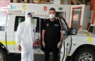 El taller Crisauto de Càlig desinfecta amb ozó de manera gratuïta els dos vehicles municipals