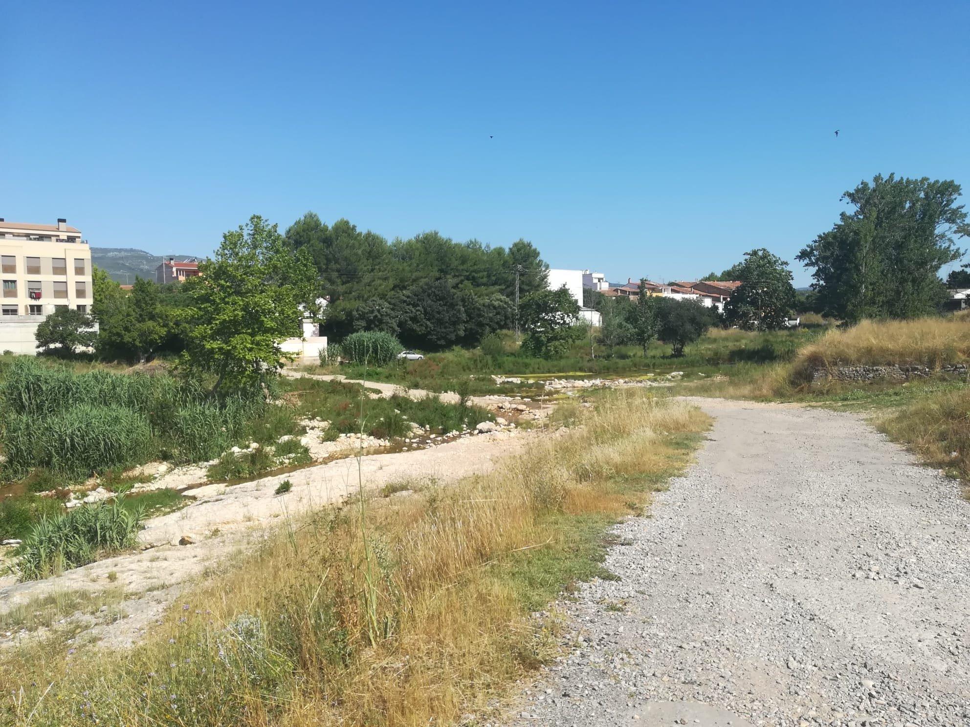 L'Ajuntament de les Coves de Vinromà instal·larà una passarel·la que connectarà el nucli urbà amb el Poliesportiu