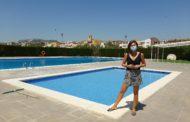 Les piscines de Canet lo Roig obriran les portes el 3 de juliol amb totes les mesures de seguretat