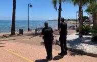 Policia Local i Guàrdia Civil d'Alcalà-Alcossebre imposen 12 sancions per no usar la màscara en espais públics