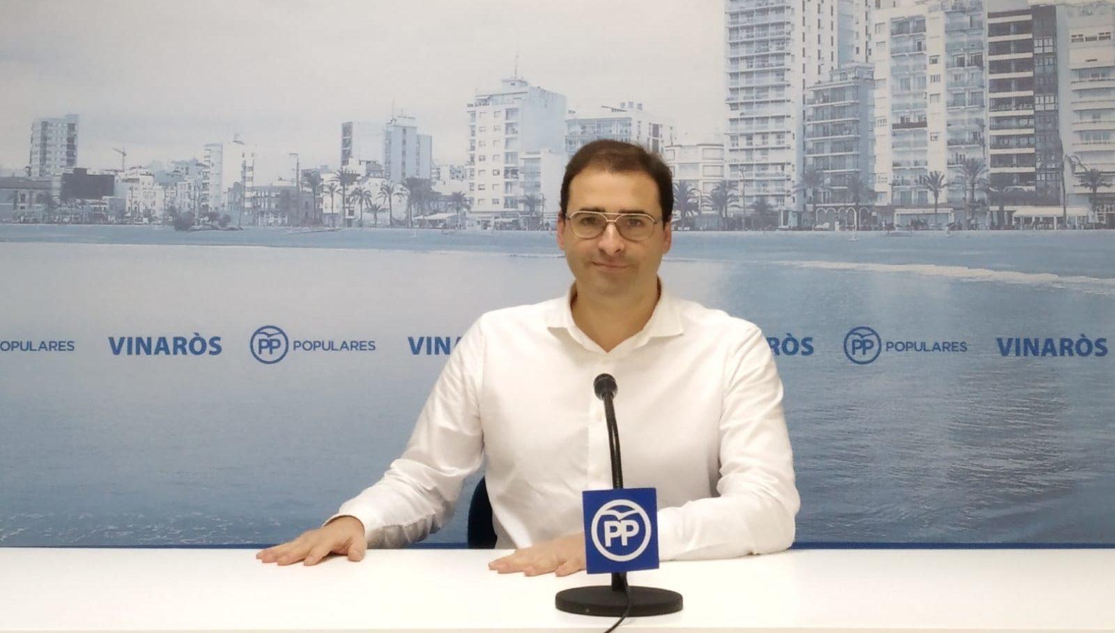 El PP de Vinaròs elevarà a les Corts una proposta per a revertir les 'retallades'a l'Hospital de Vinaròs