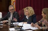 Virginia Martí destaca del primer any de legislatura la modernització del Patronat de Turisme i el Pla de Xoc