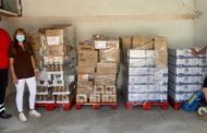 El Banc d'Aliments d'Alcalà rep més de 2.600 quilos d'aliments del Fons d'Ajuda Europea