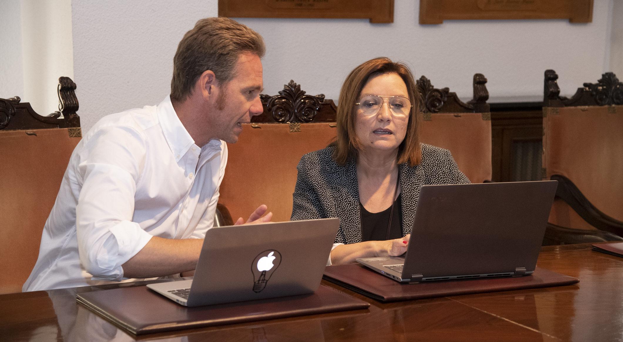 La Diputació suma forces amb la Generalitat i la FVMP per a fomentar la transparència i la participació als municipis