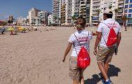 Vinaròs compta amb auxiliars de platges