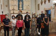 La diputada de Cultura gaudeix de 'L'Estança Harmònica' a Culla