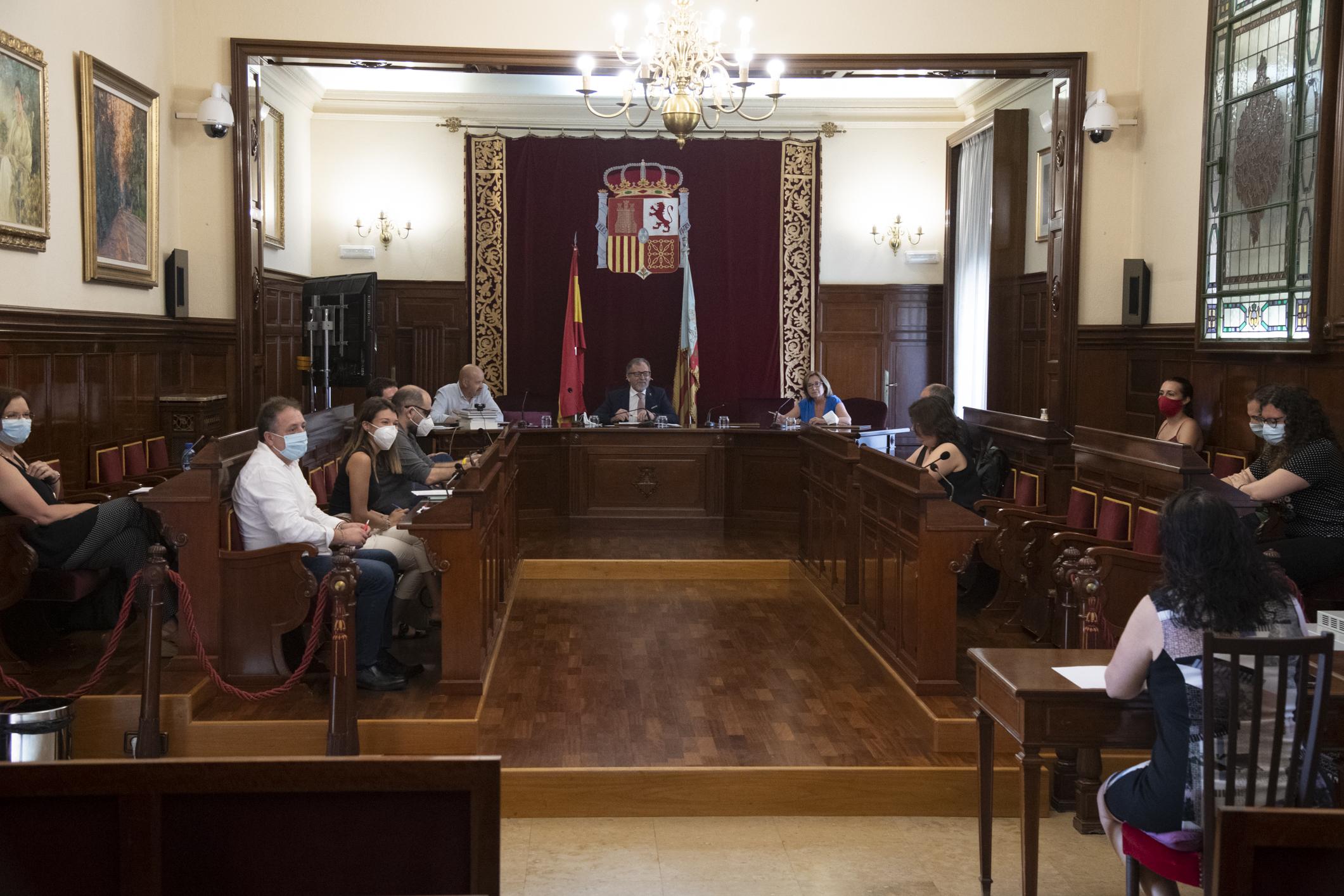 La Diputació aprova una subvenció de 12.000 euros a favor de la Federació de Confraries de Pescadors de Castelló