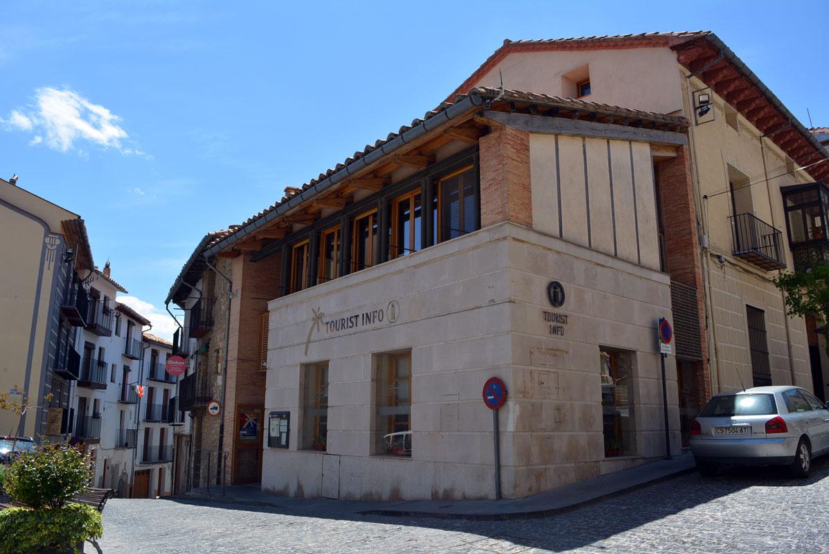 Morella s'adhereix al 'Responsible Tourism'