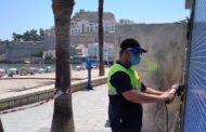 Continua l'adequació de serveis a les platges de Peníscola amb la posada a punt i desinfecció de lavabos públics