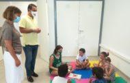 Peníscola inicia l'Escola d'Estiu amb aforament reduït i mesures de seguretat sanitària