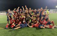El CD Benicarló jugarà en Tercera Divisió 29 anys després – CD Benicarló vs CD Burriana (1-1)