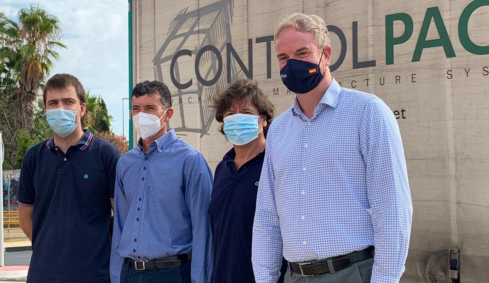 El PP reclama 'futur per a Benicarló' amb un bulevard accessible a mercaderies