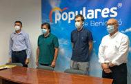 El PP afirma que el nou 'bulevard' no té en compte als transportistes de Benicarló