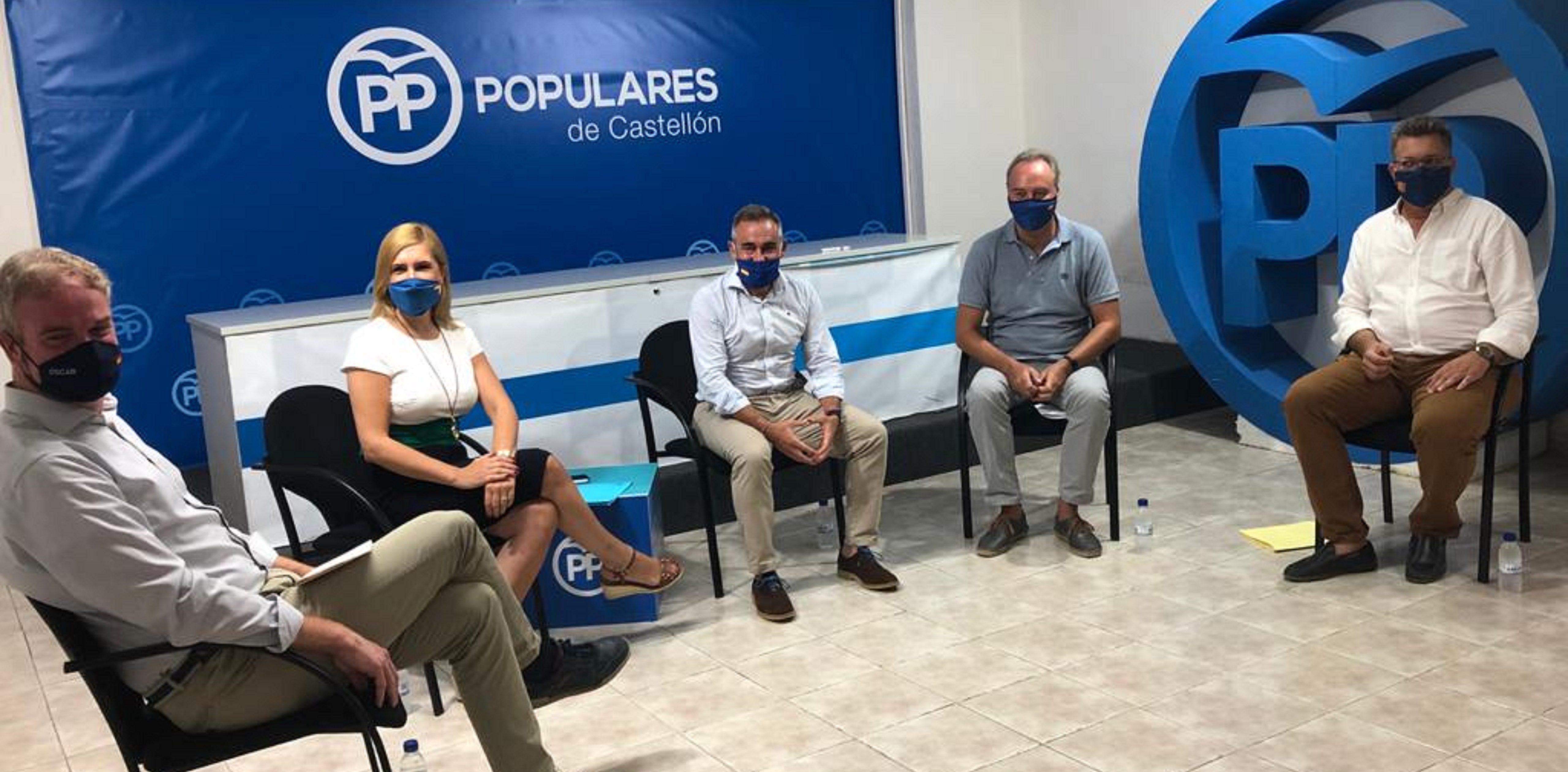 El PP lamenta 'els càstigs' del PSOE a Castelló i conclou que 'estem pitjor que fa dos anys'