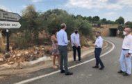 Sant Jordi 'reclama' al Govern millorar el pas subterrani de la N-232