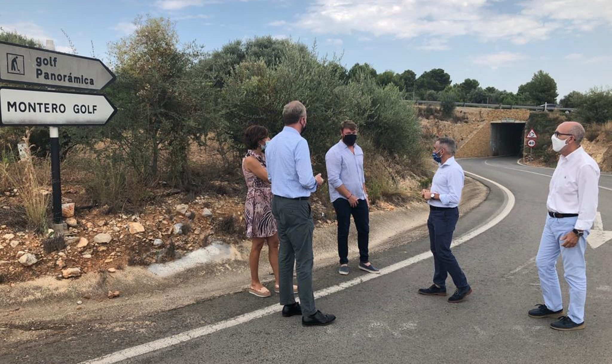 El PP reivindica les infraestructures 'anul·lades' pel PSOE a Castelló i exigeix recuperar el trànsit ferroviari