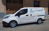 Vinaròs incorpora un vehicle 0% emissions al servei d'abastiment d'aigua potable