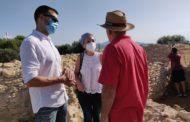 Comencen les excavacions al poblat iber del Puig de l'ermita de Vinaròs