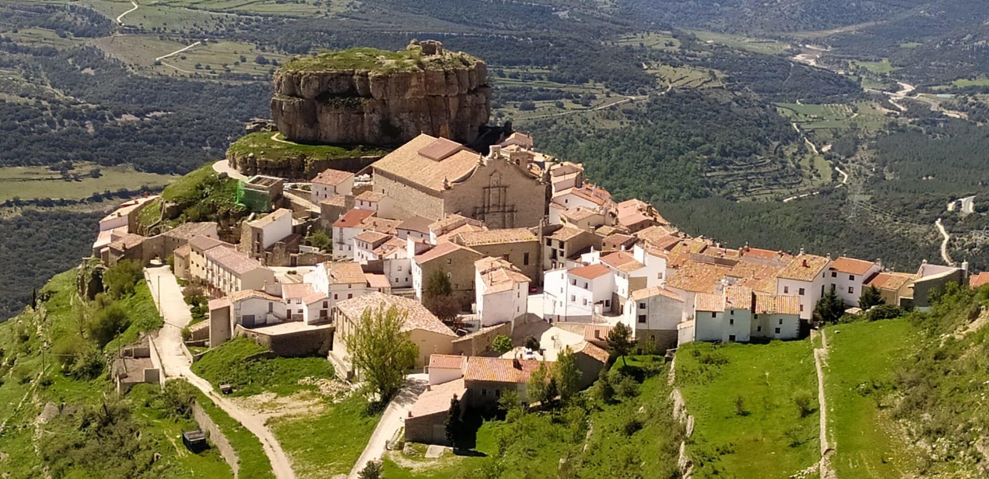 Ares, Benassal, Catí y Culla reinventen la seua oferta per a un turisme responsable en l'Alt Maestrat #HumanLand