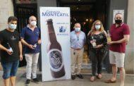 Pérez assisteix a la presentació de la nova cervesa de Montmirà de l'Alcora elaborada amb Aigua de Benassal
