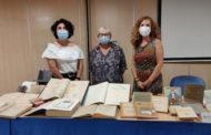 La Biblioteca Municipal de Vinaròs rep una donació de la vinarossenca Rosario Alfonso