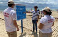 Comencen a arribar els informadors de platges de Benicarló