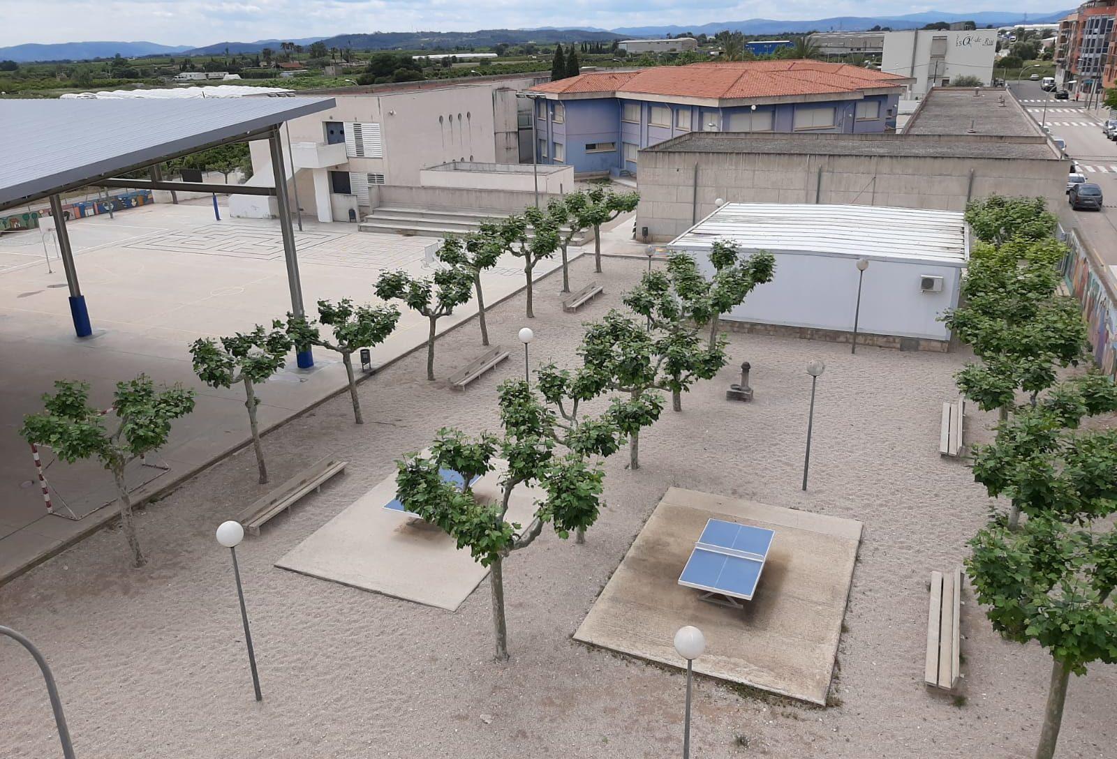 L'Escola Joan Baptista Serra d'Alcanar ha preparat un pla d'organització per a l'inici del curs escolar