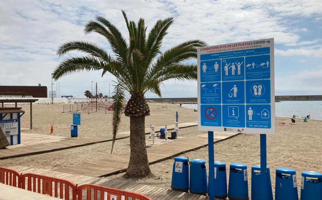 Sanitat activa l'alerta sanitària per calor 'alta' en les 7 comarques de la Comunitat Valenciana