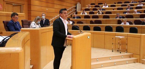 Mulet (Compromís) lamenta que Ábalosvinga a Castelló i no aporte solucions