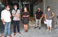 Les obres d'adequació del nou aulari de la Universitat Popular de Benicarló finalitzaran al setembre