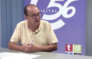 Adolf Sanmartín, alcalde de Cervera del Maestre, a L'ENTREVISTA de C56 24-07-2020