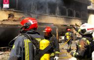 Desallotgen 260 persones en declarar-se un incendi en un hotel de Benicàssim