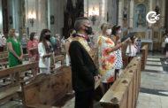 Càlig; Missa en honor al patró  de Càlig Sant Llorenç 10-08-2020