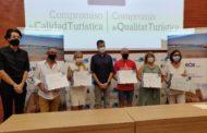 Les empreses de Vinaròs aconsegueixen el distintiu SICTED Covid-19