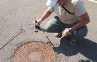 Sant Jordi intensifica els treballs de desinfecció i neteja a la urbanització Panoràmica