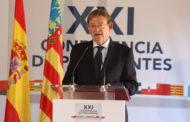 Puig demana que el Pla de Reconstrucció garantisca la cohesió territorial i la convergència en la renda