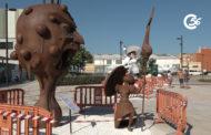 Benicarló; Escultures efímeres al voltant de la pandèmia de la Covid-19 25-08-2020