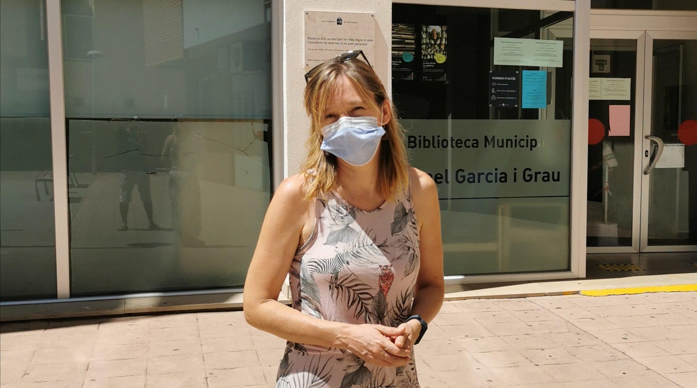 Compromís Benicarló afirma que 'encara no s'han restablit' els serveis i horaris habituals de la Biblioteca
