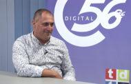 Kevin Salvador, regidor de Promoció Econòmica de Traiguera a L'ENTREVISTA de C56