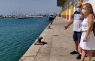 L'Ajuntament de Vinaròs es reuneix amb la Confraria de Pescadors