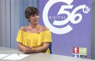 Susana Sanz, alcaldessa de Xert, en el programa L'ENTREVISTA de C56 07-08-2020