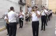 Càlig; Cercavila de la Colla de Dolçainers i Tabaleters 'El Senil'  i l'Agrupació Musical Vila de Càlig 08-08-2020