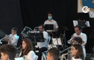 Canet lo Roig; Concert de l'Associació Musical  Santa Cecília de Canet lo Roig 15-08-2020