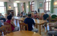 Patricia Puerta recopila a Vilafranca i Benassal millores per als serveis socials de l'interior